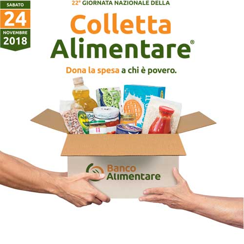 22° COLLETTA ALIMENTARE