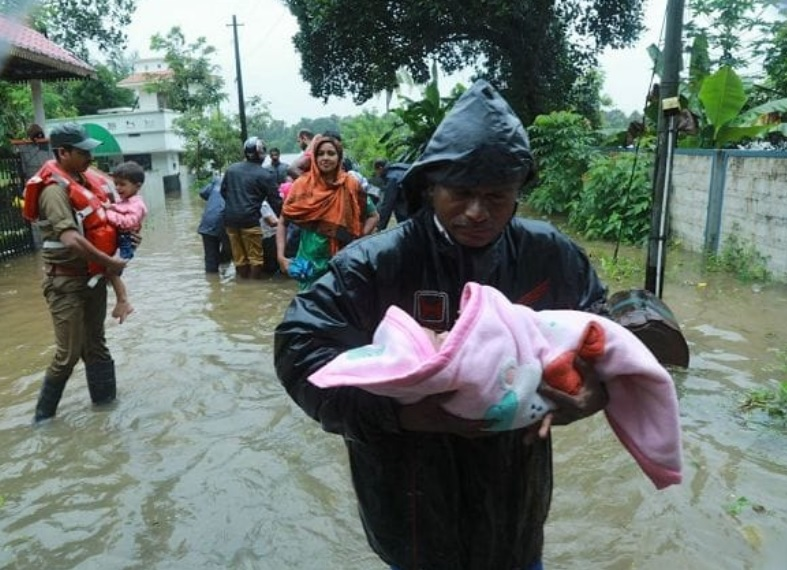 Alluvioni in India: appello urgente dalla nostra missione diocesana in Kerala